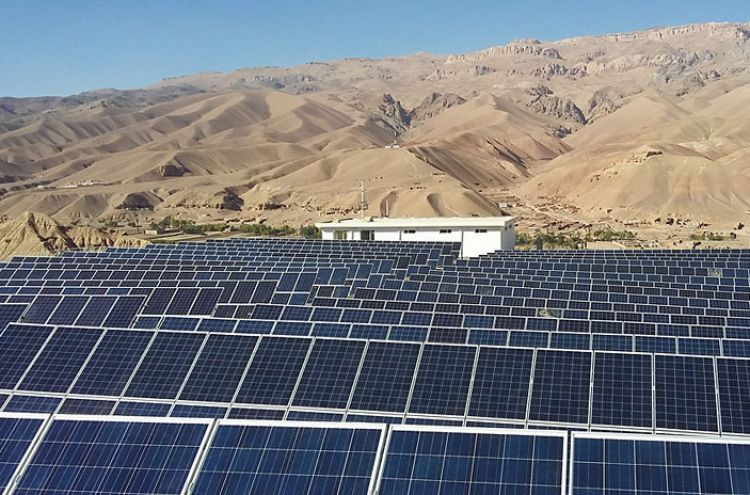 IFC-backed 40MW solar project in Afghanistan a model for 2GW target