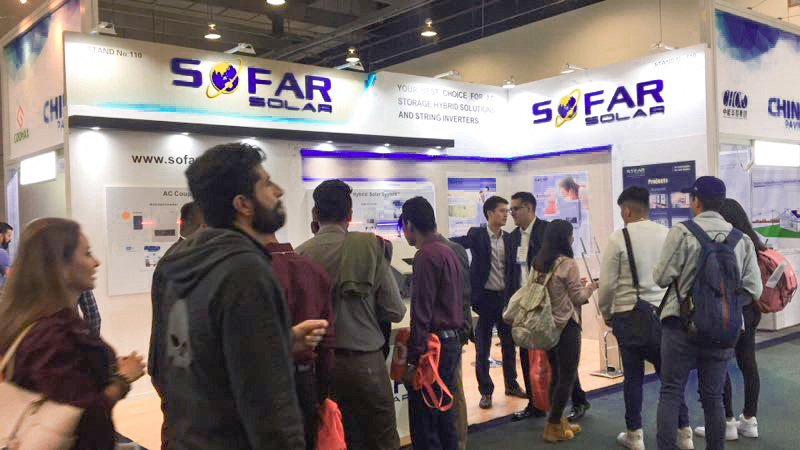 SOFARSOLAR attended The Green Expo 2019 to accelerate the market expansion
